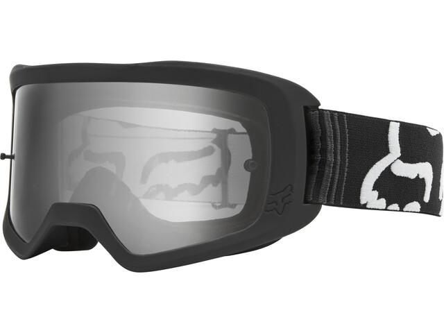 Fox Main II Race Gafas, black/clear